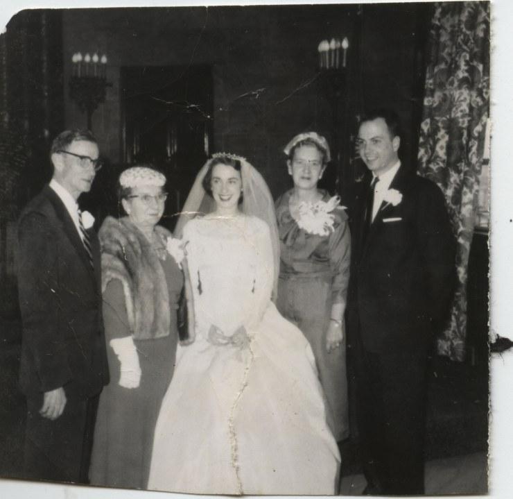 Dale and Martha Wedding #2