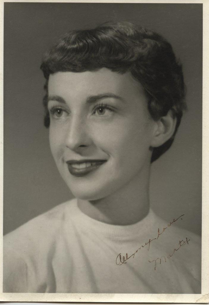 Martha McLaughlin - All My Love - Marty